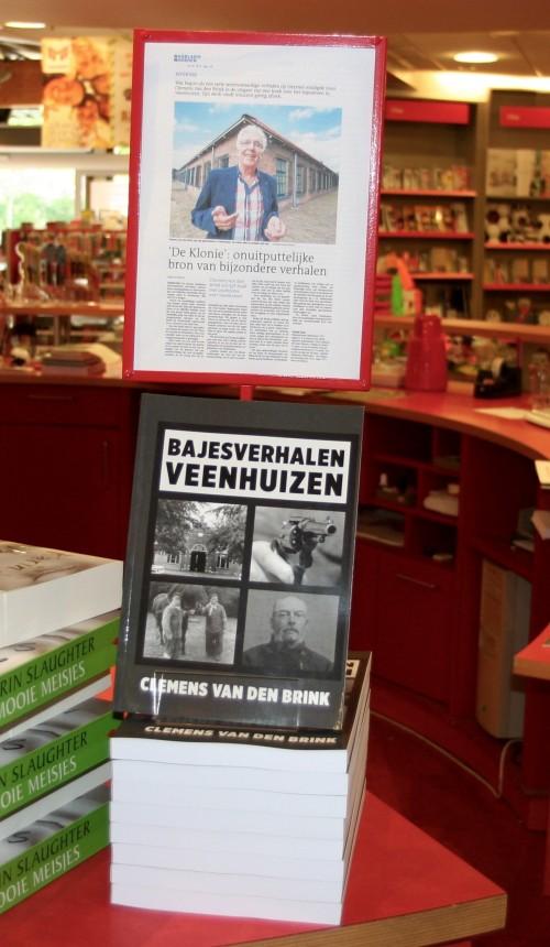 Bajesverhalen Veenhuizen nu in de Bboekhandel